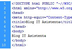HyperText Markup Language (HTML)