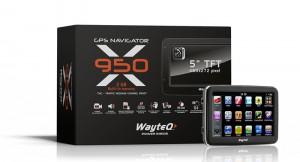 wayteq-x950-gps