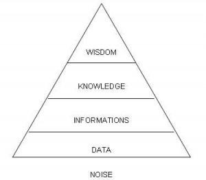 Ierarhia DIKW - piramidă